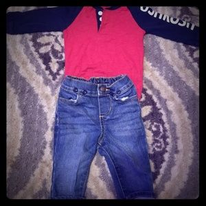 Oshkosh B'gosh Outfit